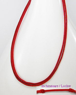 <b>Cotton double necklace</b>