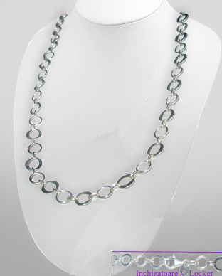 <b>Sterling silver necklace - Italy</b>