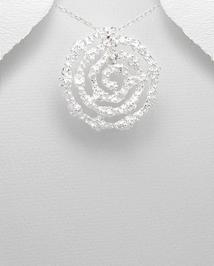 <b>Special silver pendant</b>